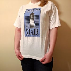 Dare To Stair T-shirt